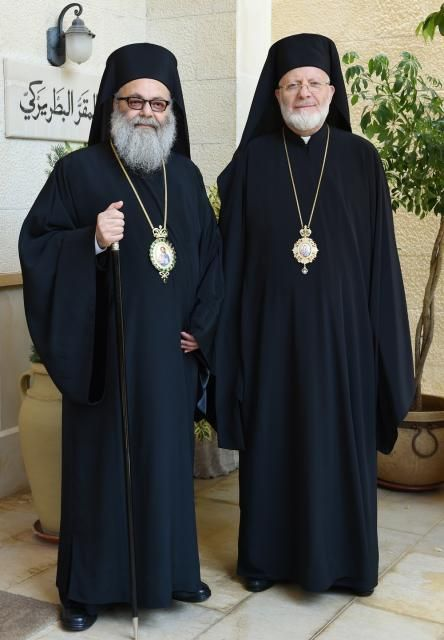 OCA to be represented at enthronement of Antiochian Metropolitan Joseph