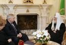 Patriarch Kirill meets with new US Ambassador