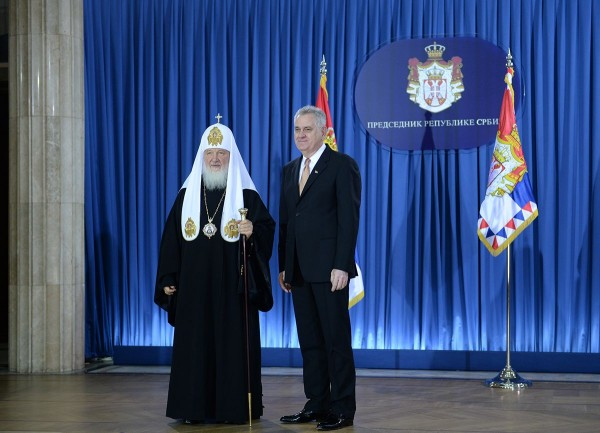 Patriarch Kirill calls to stop violations of rights, liberties of Serbian population of Kosovo