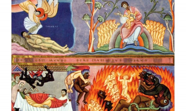 A Lack of Sensitivity to Sin: On the Rich Man and Lazarus