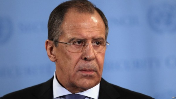 Christians under pressure in West – Lavrov