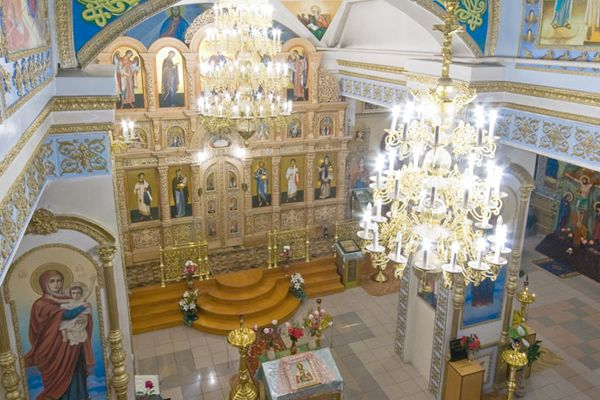 Church Comes Under Bombardment in the Diocese of Horlivka and Sloviansk