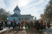 Monument to the Venerable Martyr Grand Duchess Elizabeth Feodorovna Unveiled in Kazakhstan