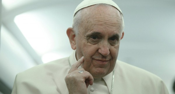 Pope Francis Expresses His Will to Meet Head of Russian Orthodox Church