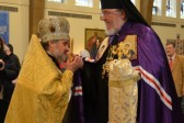 Bishop Irénée enthroned to See of Ottawa and Canada
