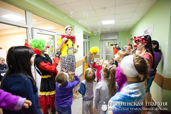 Grodno Orthodox Eparchy (Belarus) launches new charity project