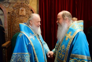 "Patriarch Kirill: ""Orthodox Church is the…"