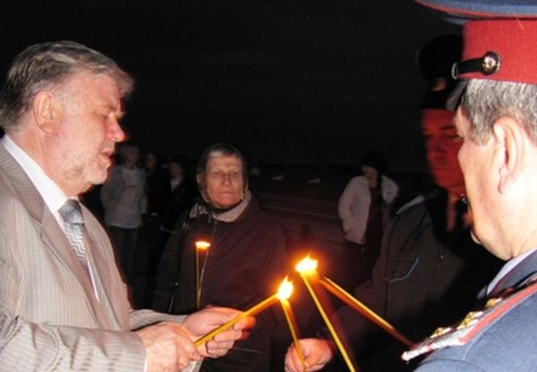 The Former Mayor of Vyazma Ordained a Priest