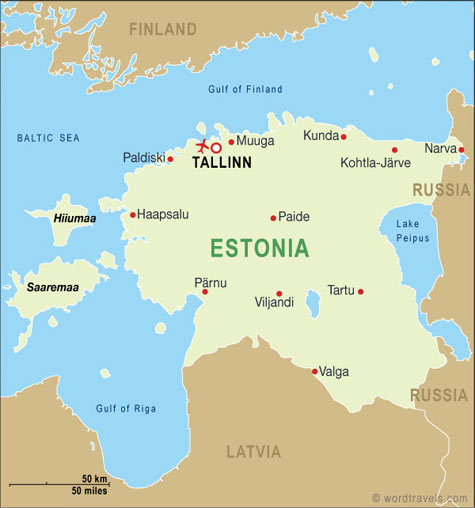 The Estonian Government Refuses to Declare Orthodox Christmas and Easter to be National Holidays