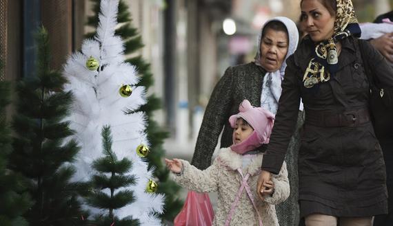 Iran's Christians celebrate Christmas