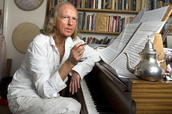 Sir John Tavener (1944-2013)