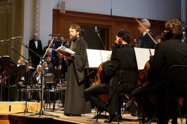 Concert is Given in the Moscow Conservatoire to mark the First World War centenary