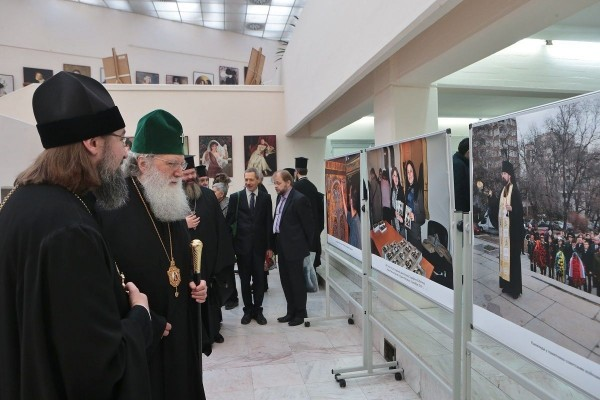 'Bulgaria–Russia: Images of spiritual unity' conference takes place in Sofia
