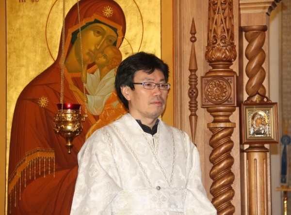 Hong Kong Student Ordained a Deacon in the Khabarovsk Diocese