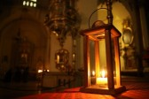 Grodno welcomes Peace Light from Bethlehem