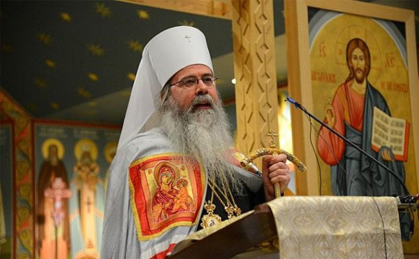 Metropolitan Tikhon's Nativity Message released