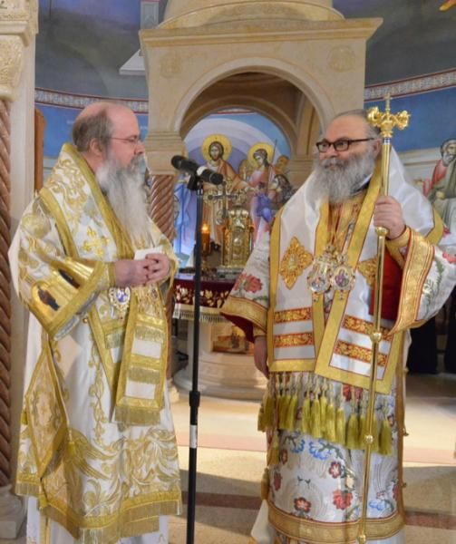 Patriarch John Concludes North American Visit with Maryland Patriarchal Liturgy