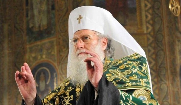 Bulgarian Patriarch serves solemn mass at St. Alexander Nevsky Cathedral