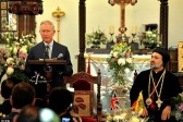 Prince Charles says he is 'praying fervently' for persecuted Christians