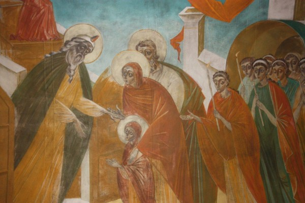 Building our Own House Churches: On the Entry of the Most Holy Theotokos into the Temple