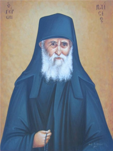 """St. Paisios: """"A Christian Must Not Be Fanatical"""""""