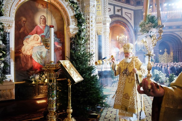 We are not Alone in Confronting the Pagan World: On the Sunday of the Holy Fathers