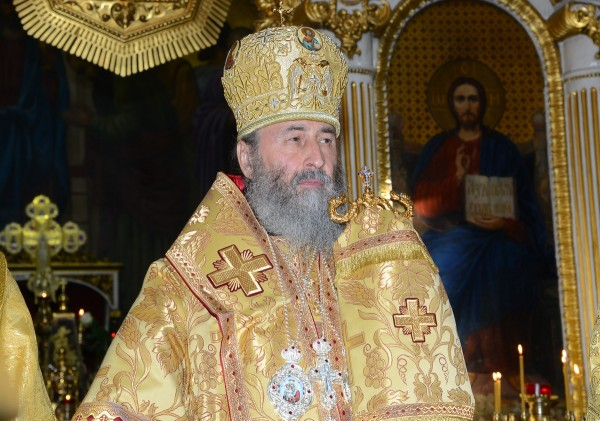 Metropolitan Onuphrius: Can the Nativity Stop Civil Strife, Why Should People Forgive an Offender, and How to Fight Despair
