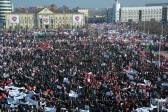 Over 1 million people take part in rally protesting cartoons of Prophet Muhammad held in Grozny