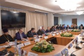Round-table conference on 'The heritage of Holy Rus' and challenges of the modern world'