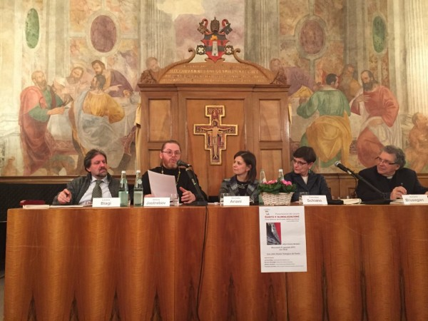 Book on social ministry of the Church is presented in Padua