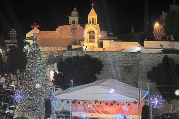Bethlehem Celebrates Orthodox Christmas