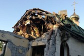 Ten Orthodox Churches Destroyed, 60 Damaged in Southeast Ukraine Conflict