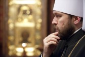 Metropolitan Hilarion: The Church Should not Have any Political Position