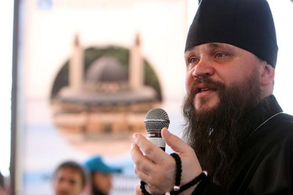 Bishop of Makhachkala and Grozny Varlaam.