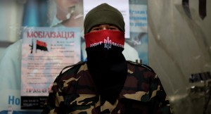 Right Sector Militants Seize Church in…