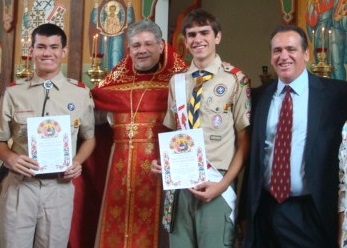 Orthodox Scout Sunday: Thoughts on Scouting
