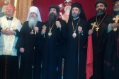 Metropolitan Tikhon speaks at NY memorial for Coptic martyrs