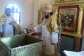 Orthodox Church consecrated in Hua Hin in Thailand