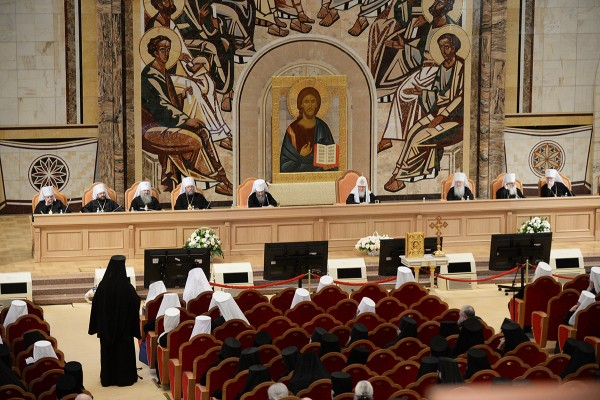 Resolutions of the Russian Orthodox Church Bishops' Conference