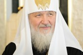 Patriarch Kirill congratulates Patriarch Theodoros II of Alexandria and All Africa on his Name Day