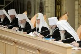 The Bishops' Conference of The Russian Orthodox Church opens in Moscow