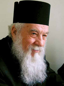 Father George Calciu (1925-2006)