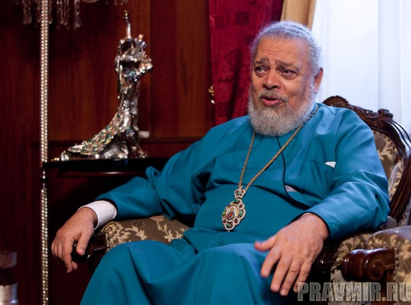 Metropolitan Niphon of Philippople: The word of His Holiness Patriarch Kirill draws a wide response in the world