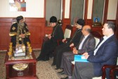Working group for preparing dialogue between Russian Orthodox Church and Coptic Church meets in Cairo