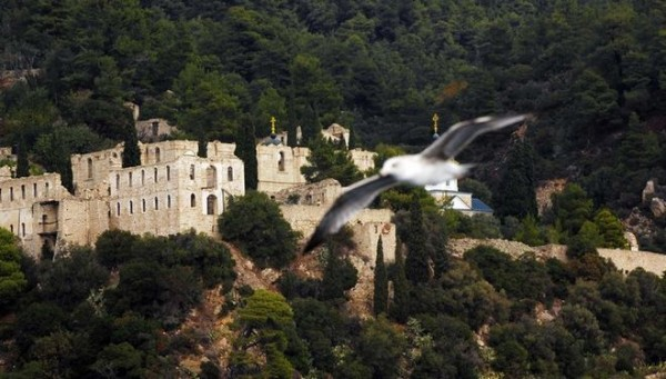 Mount Athos Now Has its Own Smartphone Application