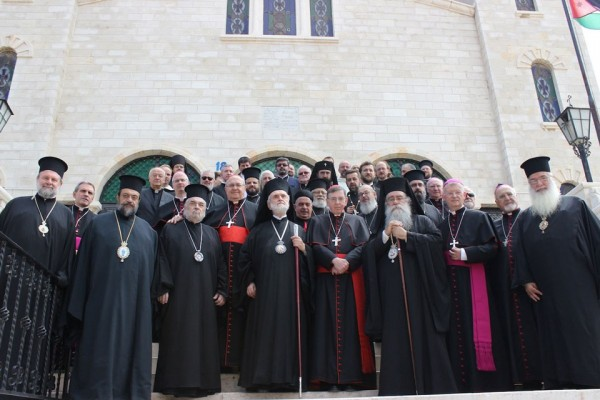 The thirteenth meeting of the Joint International Commission for Theological Dialogue between the Orthodox Church and the Roman Catholic Church, Amman, Jordan, 2014.