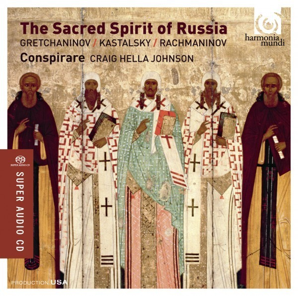 American Choir receives Grammy Award for CD of Russian Orthodox Music