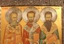 Το the Three Hierarchs