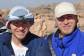 Orthodox travelers from Russia to cross Sahara