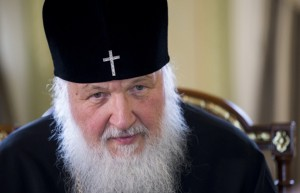 Patriarch Kirill: By Denying God's Truth…
